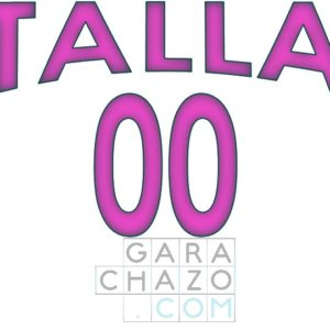 Talla 00