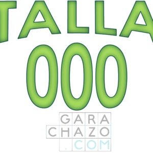 Talla 000