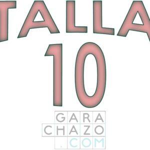 Talla 10