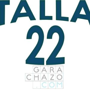 Talla 22