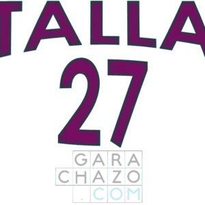 Talla 27