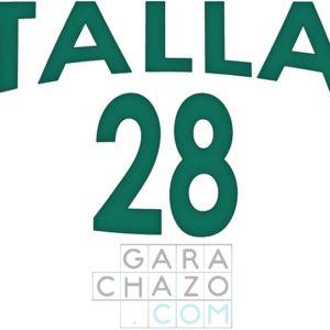Talla 28