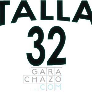 Talla 32