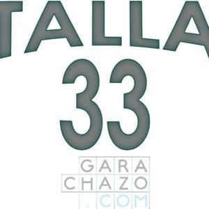 Talla 33