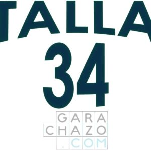 Talla 34