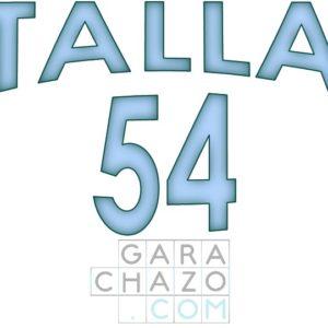 Talla 54