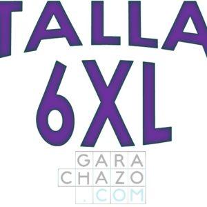 Talla 6XL