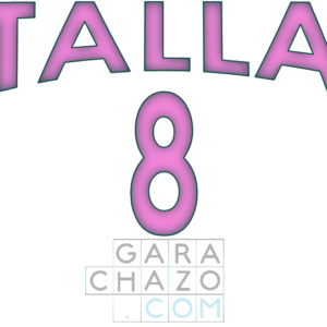 Talla 8