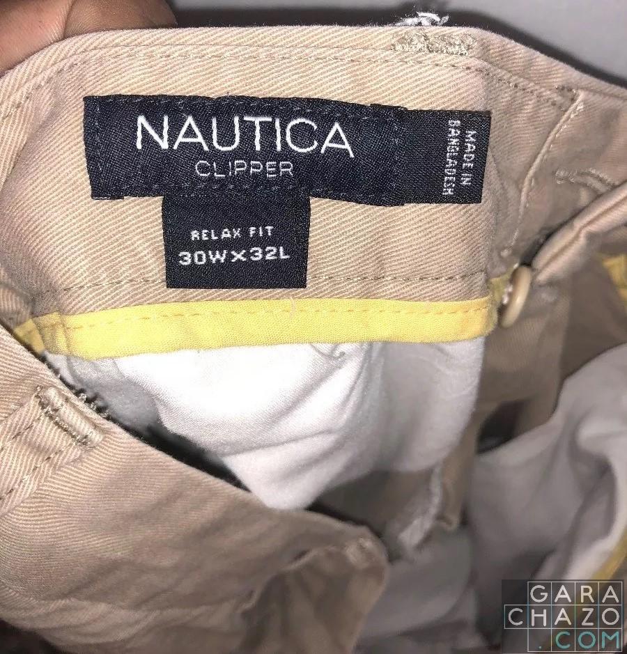Pantalon Nautica Talla 30 Id B850 Garachazo